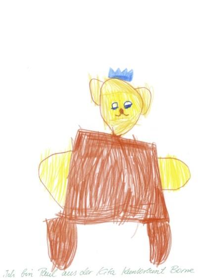 Teddy Borne 1